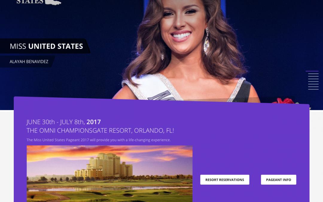Miss United States